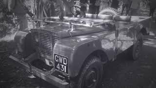 70th Anniversary LAND Rover 1948   2018