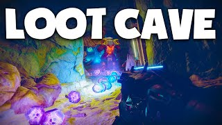 The New Loot Cave of Destiny 2 - Farm Forsaken Legendaries, Cores, Mods, and Exotics