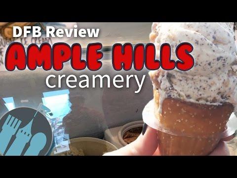 Review: Ample Hills Creamery on the Walt Disney World Boardwalk