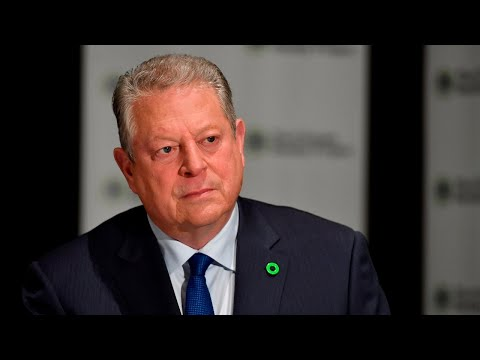 'Evangelist' Al Gore has done 'very well' out of climate crisis
