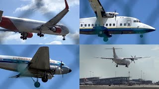 Bahamas | March 15/2019 Planespotting Compilation | Operation Fence