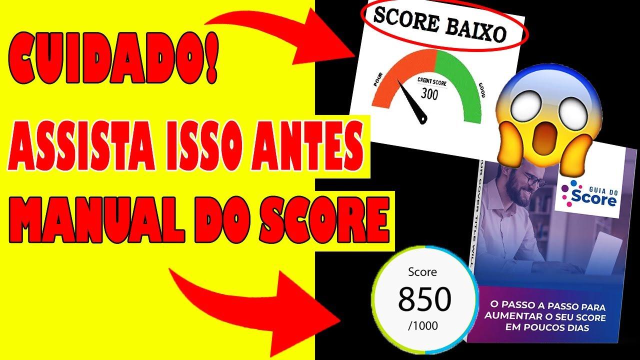manual para aumentar score pdf