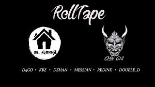 #RollTape I // D4GO - KBZ - DZ…