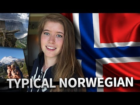 TYPICAL NORWEGIANS | Things You Didn't Know About Norwegians