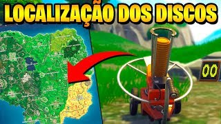 HIT CLAY DISCS-Fortnite Challenges Semaine 3 (Passe de bataille 5)