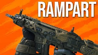 Black Ops 4 In Depth: Rampart High Damage Monster