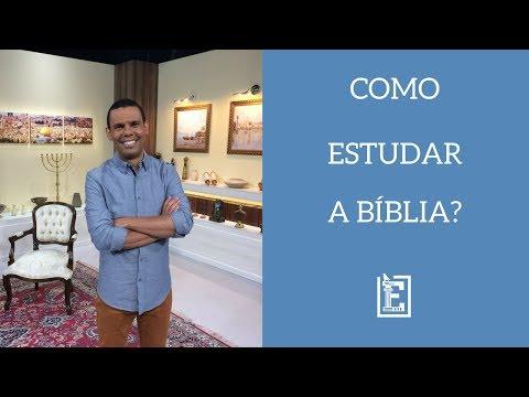 como-estudar-a-bíblia?---rodrigo-silva