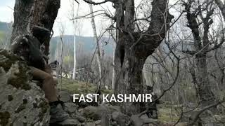 Video, One police personal critically  injured namely Javid Ahmad Khatariya of Kalaroos Kupwara