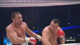 Wladimir Klitschko vs Kubrat Pulev KO Round 5