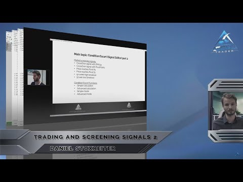 Trading and screening signals with Condition Escort part 2
