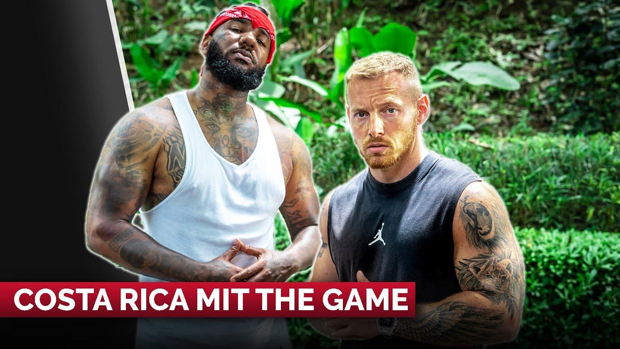 Ich trainiere mit THE GAME in Costa Rica