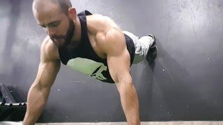 Las 5 Mejores Flexiones Para Aumento De Masa Muscular y Explosividad