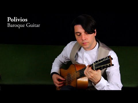 French Baroque Guitar Music - Robert de Visée - Suite no. 1 in A minor - Polivios