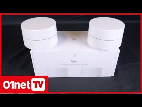 Google WiFi : comment étendre votre réseau à la maison ? (01LIVE)