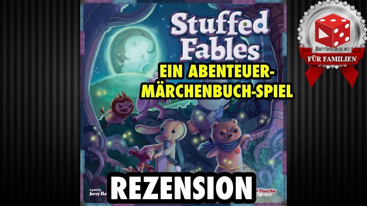 Stuffed Fables An Adventure Book Game Rezension Auf Deutsch