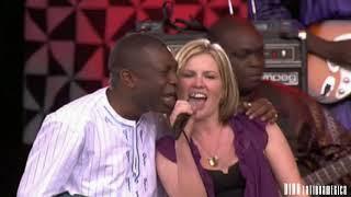 Youssou N'Dour Et Le Super Etoile feat. Dido _ 7 Seconds _ Live @ Live 8 at Eden - Africa Calling