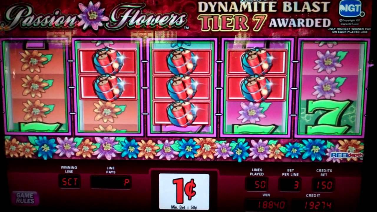 Dynamite Blast Slots