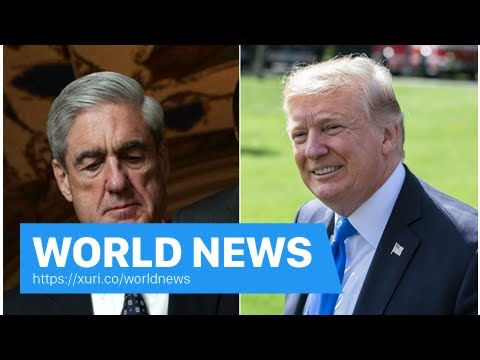 World News - Absolutely shocking classified memos could end probe Mueller on Trump, Government sour