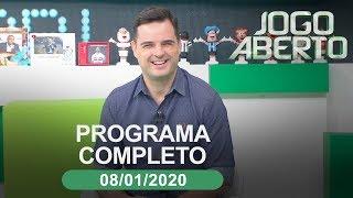 Jogo Aberto - 08/01/2020 - Programa completo