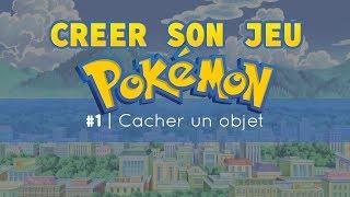 [Mini Tuto PSP #1] Créer son jeu Pokémon | Cacher un objet