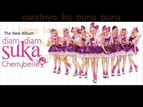 cherrybelle - pura pura cinta karaoke instrumental