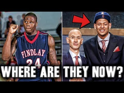 Top 10 Prospects From 2012 | Where Are They Now? | Banned Fr