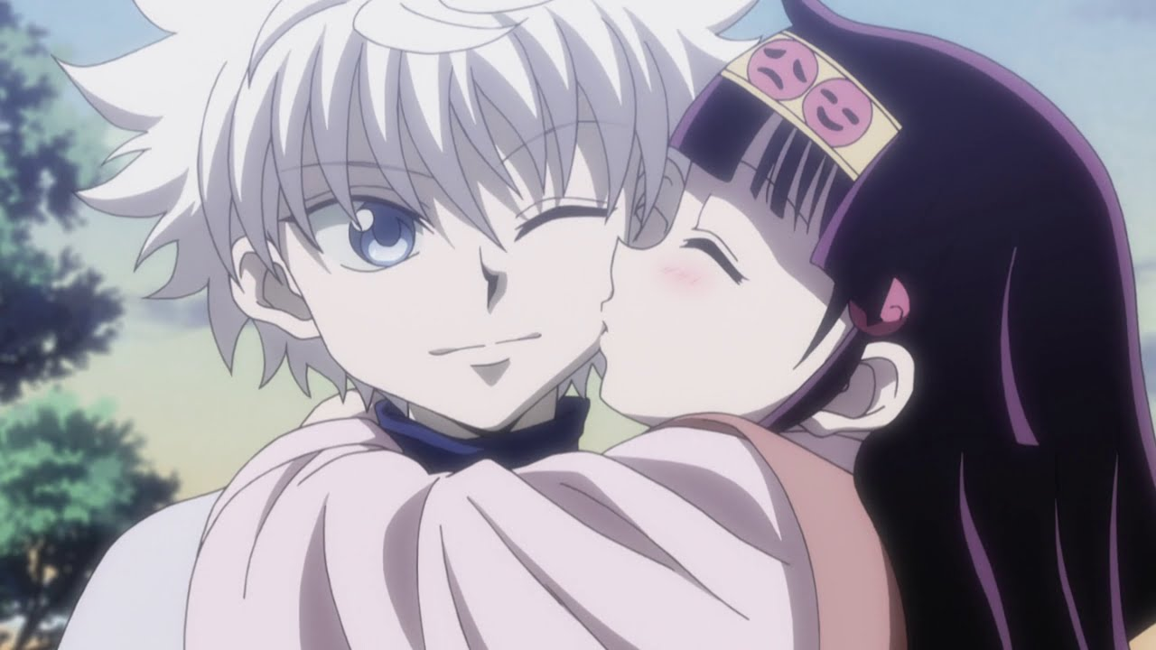 Image result for hunter x Hunter love