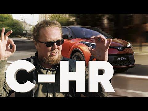 Toyota C-HR - Большой тест-драйв