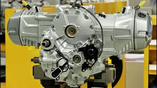 BMW R 1200 GS Boxer Engine Production(BMW R1200GS Boxer Engine Production Subscribe Watch! BMW Motorcycle Assembly Berlin Plant http://youtu.be/KrWA9vrxhyE BMW Motorcycles Assembling ..., 2013-12-03T03:17:28.000Z)