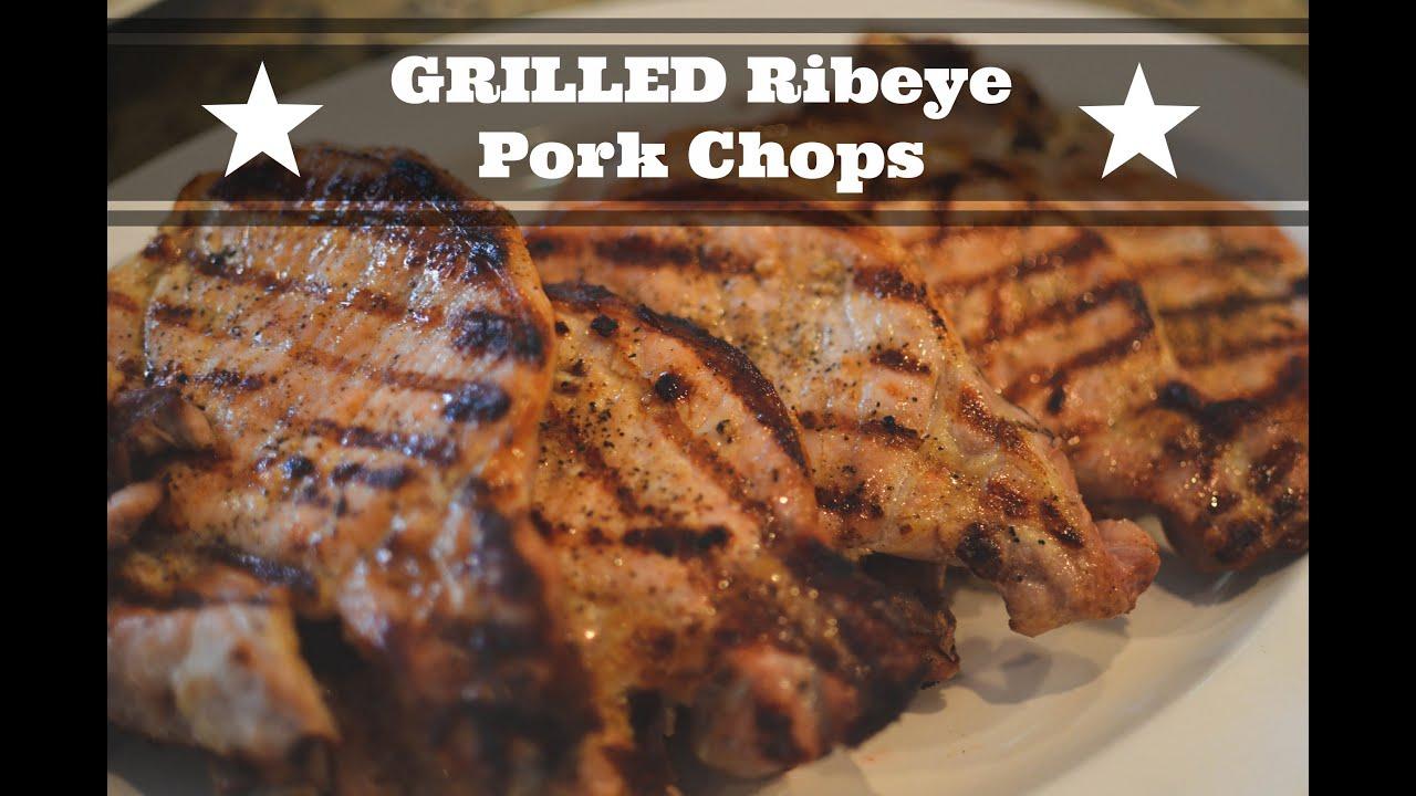 how to prepare rib chops