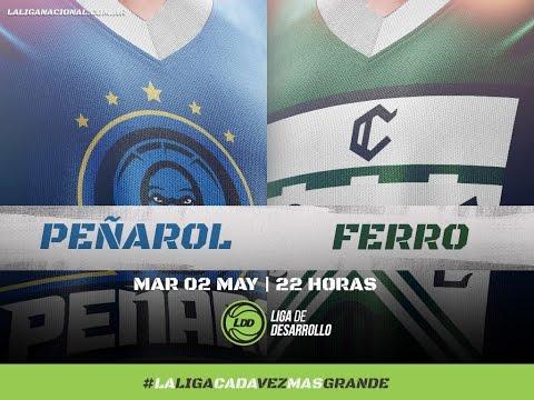 Liga de Desarrollo | 02.05.2017 | Peñarol vs. Ferro | #LaLigaCadaVezMasGrande