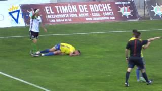 Cádiz 1 - Racing de Santander 0 (05-06-16)