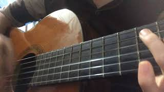 """guitar """" yêu nhau nữa ngày """" Phan Mạnh Quỳnh _ cover """" kệ tui đi """""""
