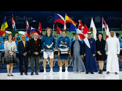 The Story of Dubai Duty Free Tennis Championships 2019