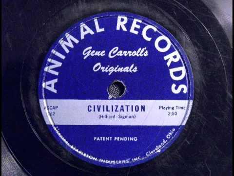 Civilization (Bongo Bongo Bongo)-Gene Carroll's Originals