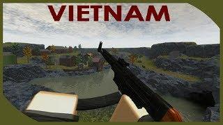 Roblox - Modo de Jogo Unit 1968: Vietnam
