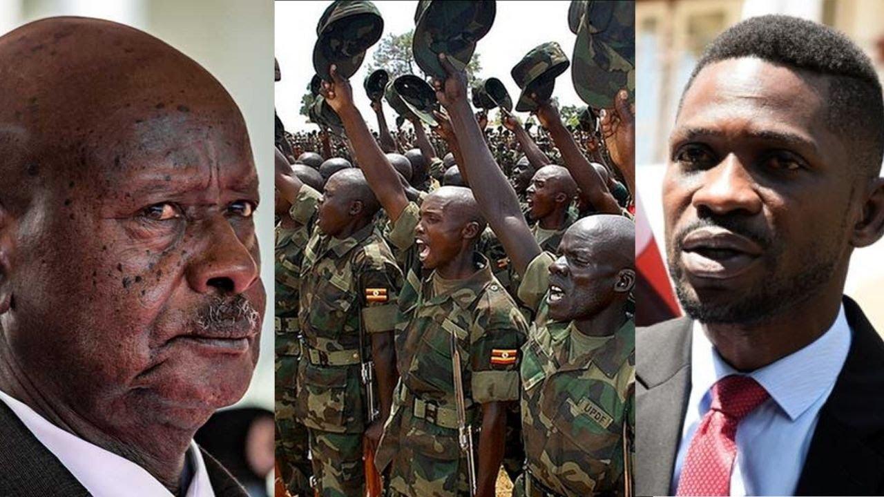 MANA TABARA, UGANDA HAGIYE KUBA INTAMBARA IKOMEYE/AMATORA YA ONLINE AGIYE KURIKORA