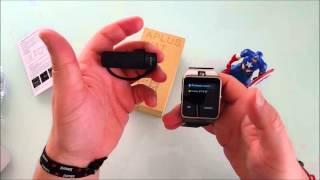Watch Phone Aplus Excelvan GV18  SZFT0156 Review