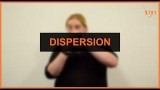 Mathématiques - Dispersion