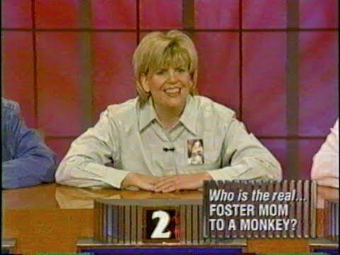 TO TELL THE TRUTH Monkey Mom IMPOSTOR Juli Ann Black
