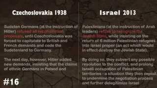 Israel 2013 Czechoslovakia 1938