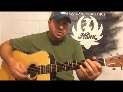 Long Black Veil - Hank Williams Jr. Cover by Faron Hamblin