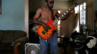 "Joe Tex ""The Love You Save Today"" Bass Cover"