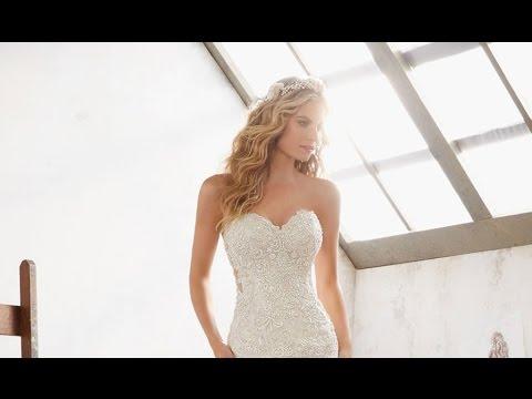 Mori Lee 8120 Wedding Dress Youtube
