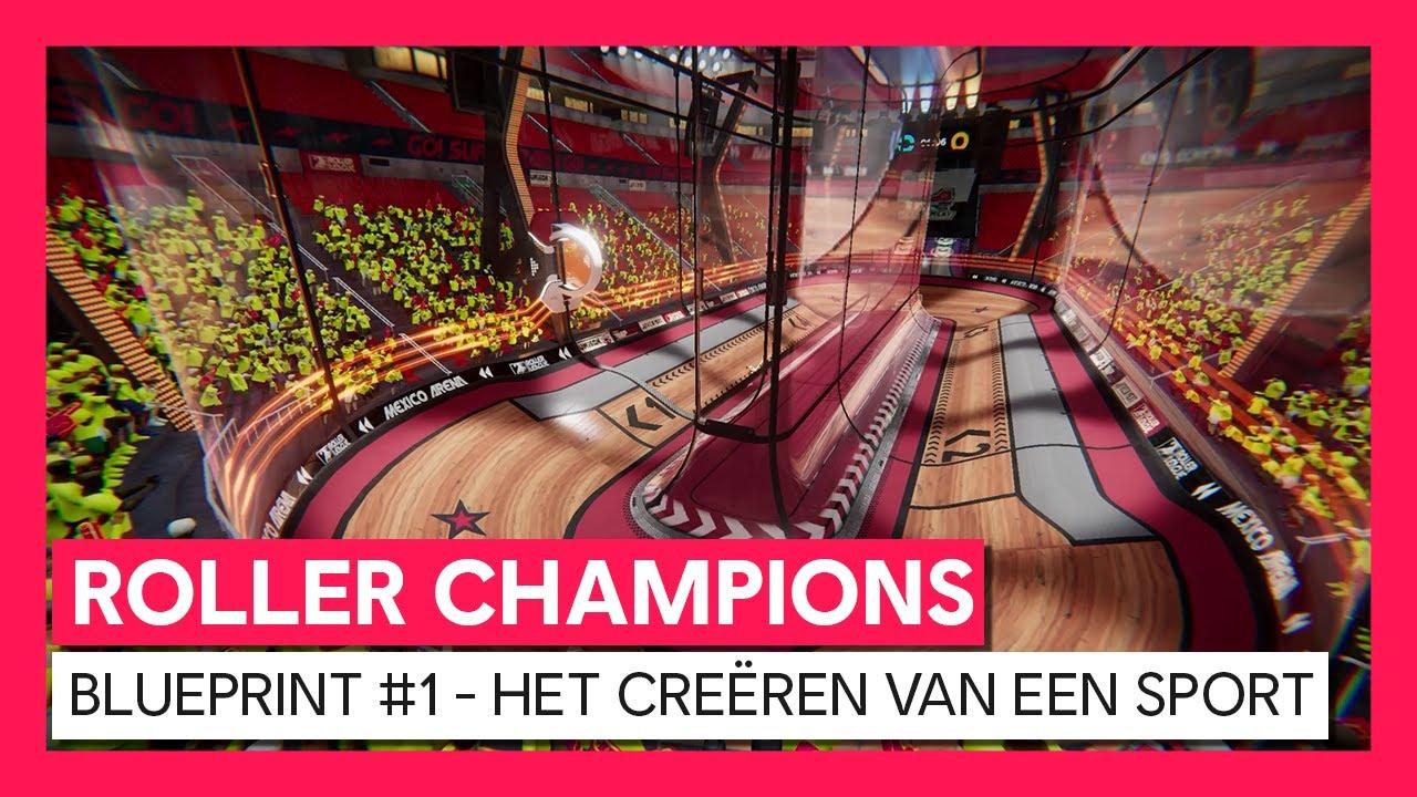 ROLLER CHAMPIONS - Blueprint Video #2 - Het creëren van een sport