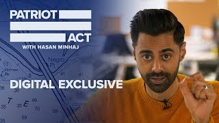 What's With The Racist Names Of So Many American Places? | Patriot Act with Hasan Minhaj | Netflix