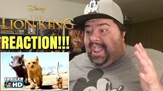 "The Lion King ""The King Returns"" Featurette Reaction!!!"