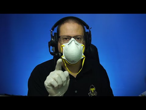 PROPER USE OF GLOVES AND MASK DURING THE CORNA VIRUS OUTBREAK