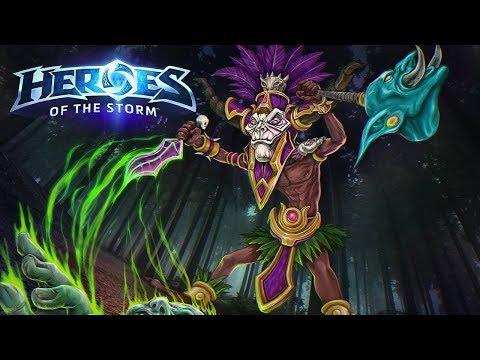 видео: Сбился паучий прицел - Лига героев в heroes of the storm