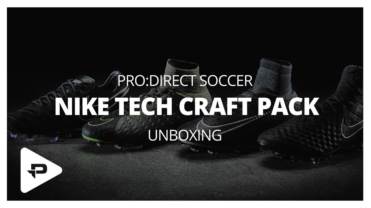 3bc868aafe2 Unboxing  Nike Hypervenom 3 Tech Craft - YouTube